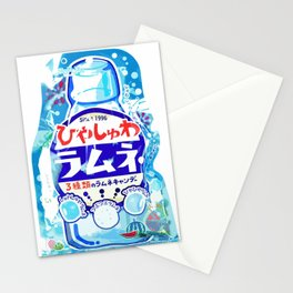 RAMUNE SuperMarket Stationery Cards