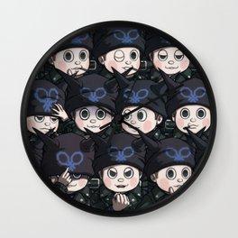 Ryoma Hoshi Wall Clock