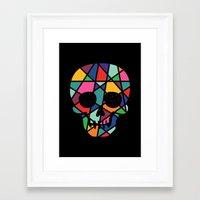 faith Framed Art Prints featuring Faith by Andy Westface