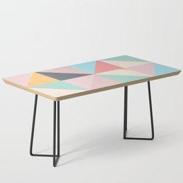 Geometric Pattern XV Coffee Table