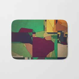 Patchwork of Color Bath Mat