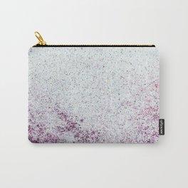 Purple Sparkles Carry-All Pouch