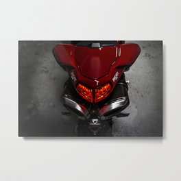 Ducati 1198 SP Metal Print