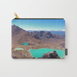Emerald Lakes Carry-All Pouch