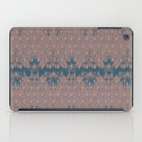 renaissance iPad Cases featuring Renaissance - Peach by Abbie Clark Designs
