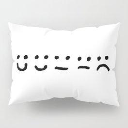 How R U Feeling? Pillow Sham