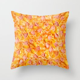 Pineapple Pizzas are People Too. Throw Pillow
