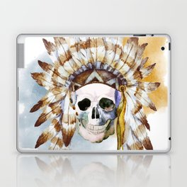 Skull 02 Laptop & iPad Skin