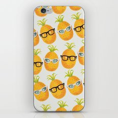 Pineapple Party! iPhone Skin