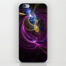 Fractal IV iPhone & iPod Skin