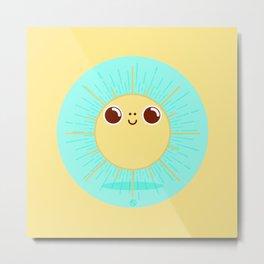 Happy Sun / SunRise Metal Print