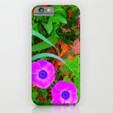 poppies will make them sleep Slim Case iPhone 6s