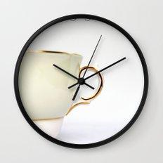 my cup of tea Wall Clock