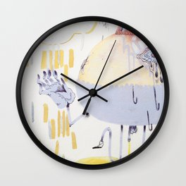 cyclical Wall Clock