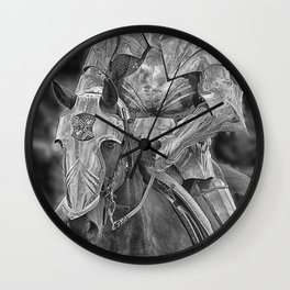 King Richard the Third Wall Clock