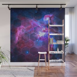 Orion Honeycomb Wall Mural