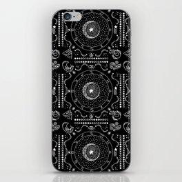 Zodiac Bandana iPhone Skin