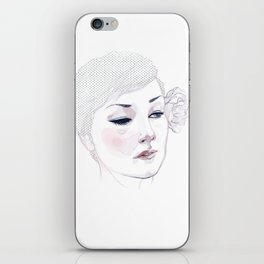 Kristina iPhone Skin