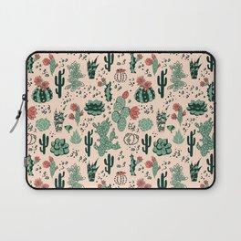Succulent Desert Laptop Sleeve