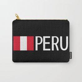 Peru: Peruvian Flag & Peru Carry-All Pouch