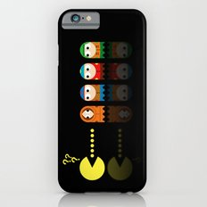 Pacman with South Park Ghosts Slim Case iPhone 6