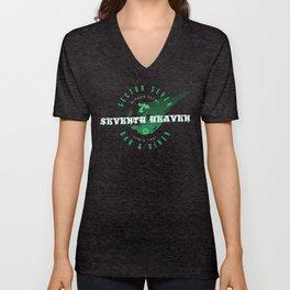 Seventh Heaven Unisex V-Neck