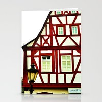 german Stationery Cards featuring German by Ami Trucci
