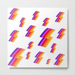 Stryker Pattern Metal Print