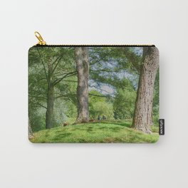 Among the trees Carry-All Pouch