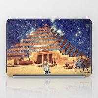 pyramid iPad Cases featuring Pyramid by Cs025