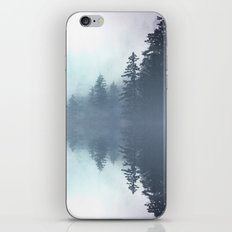 Forest Reflections iPhone & iPod Skin