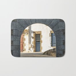 The Arch and the House Bath Mat