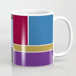 Abstract #419 Coffee Mug