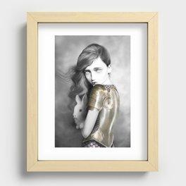 Alice Recessed Framed Print