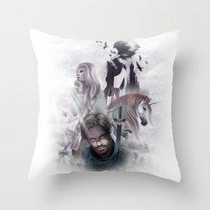 LEYEND Throw Pillow