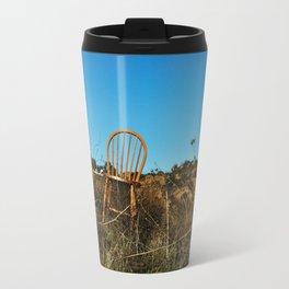 lonely chair Travel Mug