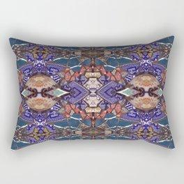 Blue Willow Rectangular Pillow