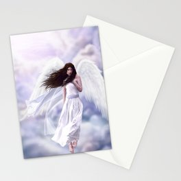 Some Clouds Have Wings Stationery Cards