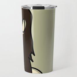 Smokin Girl Travel Mug