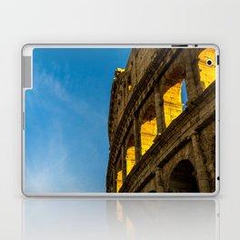 Sunset Over The Roman Colosseum. Laptop & iPad Skin