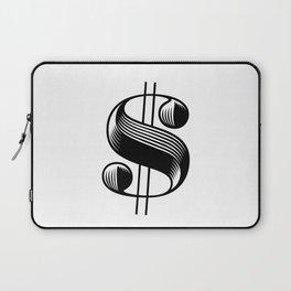 Dollar $ign Laptop Sleeve