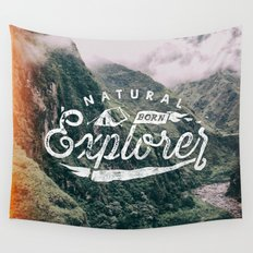 Explorer Wall Tapestry