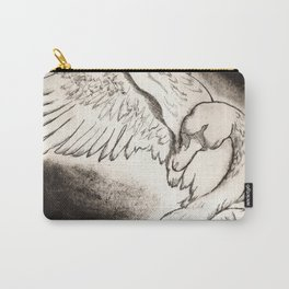 Wild Swans Carry-All Pouch
