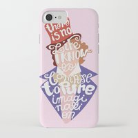 willy wonka iPhone & iPod Cases featuring Willy Wonka and The Chocolate Factory by Aaron Bowersock