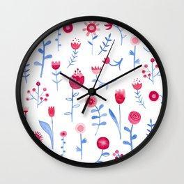 Hayfever Wall Clock