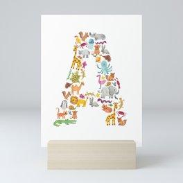 Animals: A Mini Art Print