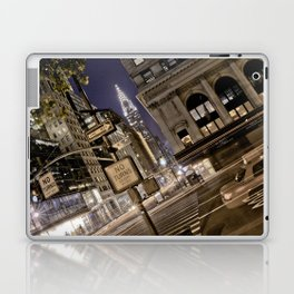 Chrysler Building - New York Artwork / Photography Laptop & iPad Skin