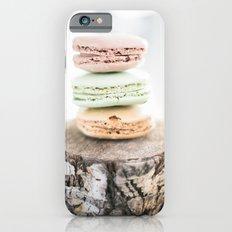 Macarons from Paris iPhone 6s Slim Case