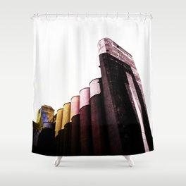 Silo 80 Shower Curtain