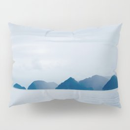 Mountains in the Mist Pillow Sham
